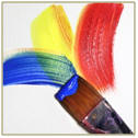 Learn all about colors, color theory and color mixing.