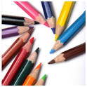 Learn how to create beautiful drawings with your colored pencils.