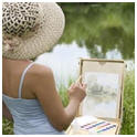 Learn How to Paint With Watercolors: Follow hundreds of great, free lessons and demos by talented watercolor artists.